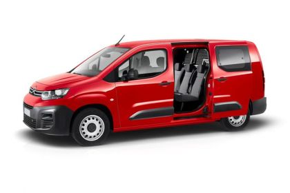 Buy Citroen Berlingo outright purchase vans