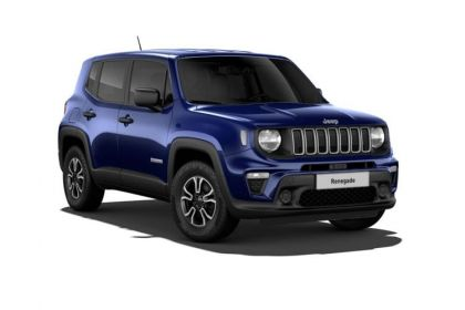 Jeep Renegade personal contract purchase cars