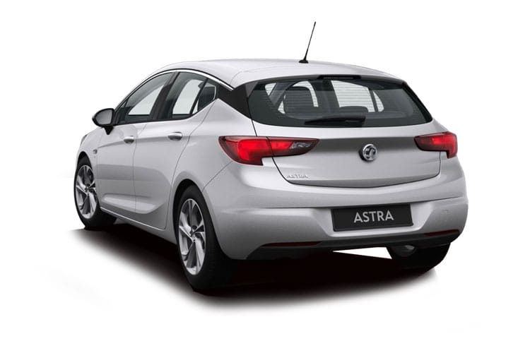 Vauxhall Astra Hatch 5Dr 1.5 Turbo D 122PS SRi Nav 5Dr Auto [Start Stop] back view