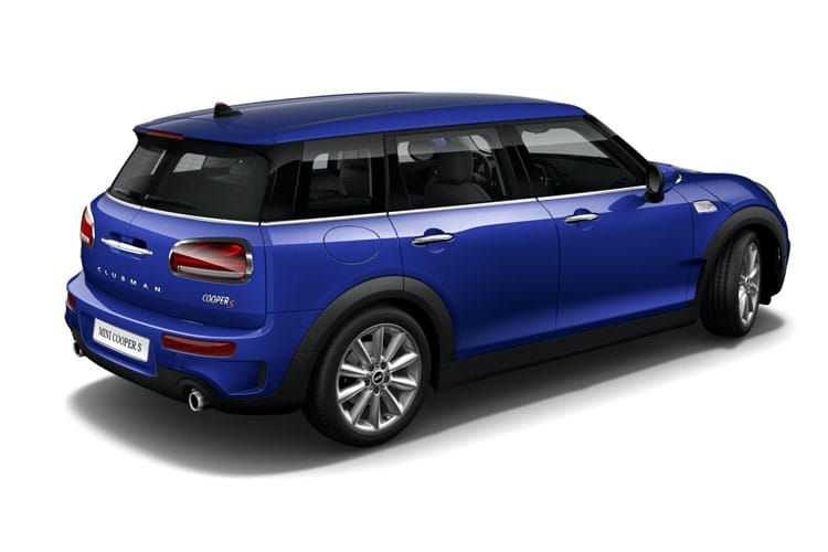 MINI Clubman Cooper S 2.0  178PS Sport 6Dr Steptronic [Start Stop] back view