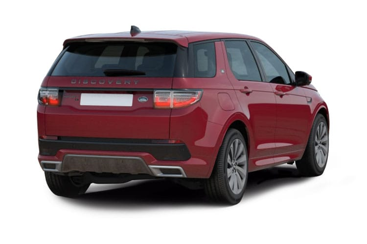 Land Rover Discovery Sport SUV FWD 2.0 D 163PS SE 5Dr Manual [Start Stop] [5Seat] back view
