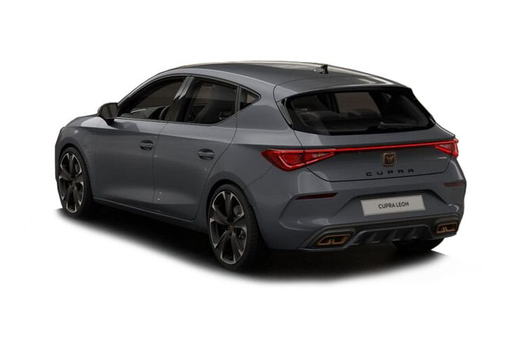 CUPRA Leon Hatch 5Dr 2.0 TSI 300PS VZ2 5Dr DSG [Start Stop] back view