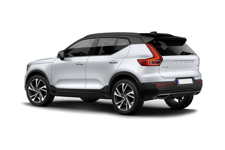 Volvo XC40 SUV 1.5 T3 163PS Inscription 5Dr Manual [Start Stop] back view