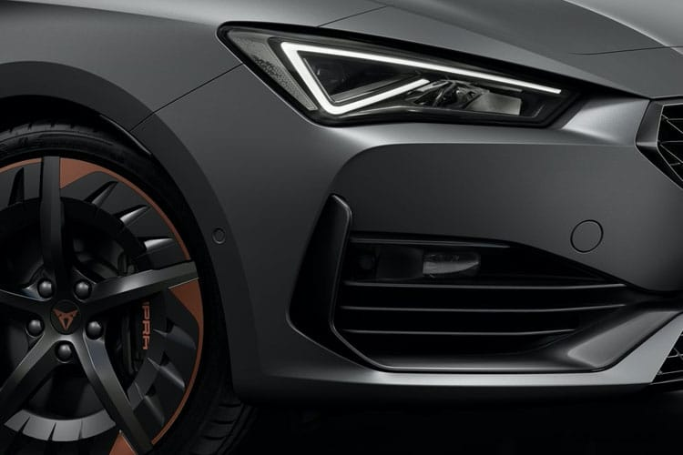 CUPRA Leon Hatch 5Dr 2.0 TSI 300PS VZ2 5Dr DSG [Start Stop] detail view