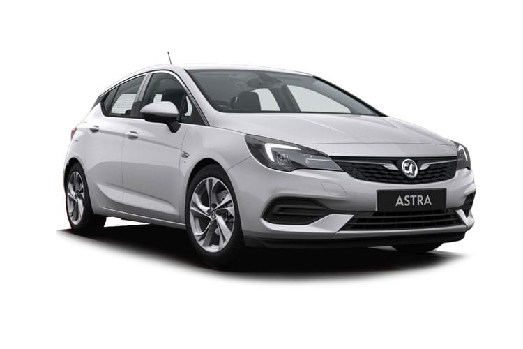 Vauxhall Astra Hatch 5Dr 1.5 Turbo D 122PS Business Edition Nav 5Dr Manual [Start Stop] front view