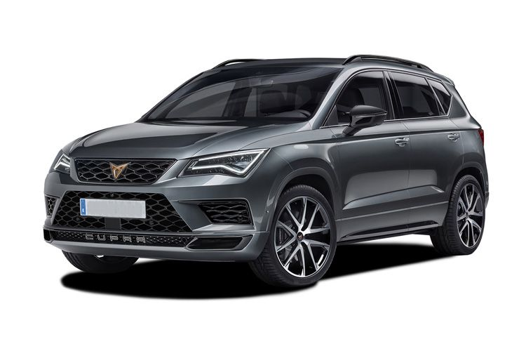 CUPRA Ateca SUV 4Drive 2.0 TSI 300PS  5Dr DSG [Start Stop] front view