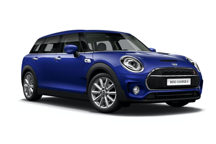 MINI Clubman Cooper S 2.0  178PS Sport 6Dr Steptronic [Start Stop] front view
