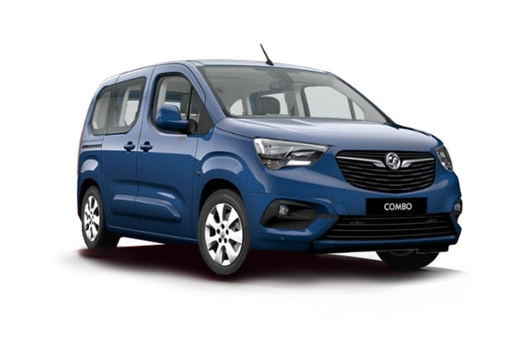 Vauxhall Combo Life XL MPV 1.2 Turbo 110PS Energy 5Dr Manual [Start Stop] [5Seat] front view