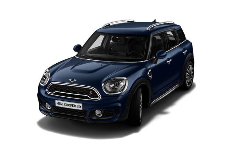 MINI Countryman Cooper 1.5  136PS Exclusive 5Dr Steptronic [Start Stop] front view