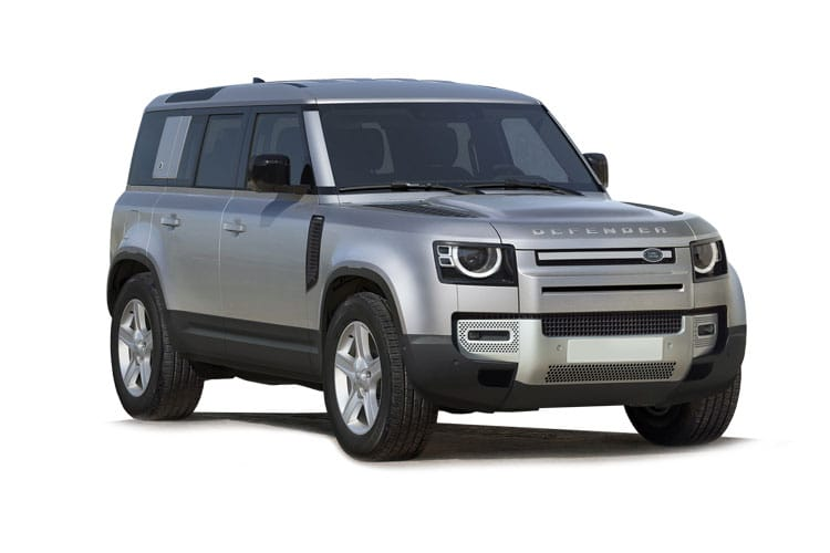 Land Rover Defender 110 SUV 5Dr 2.0 Si4 300PS  5Dr Auto [Start Stop] [5Seat] front view