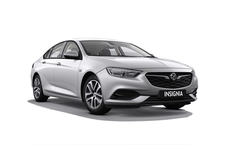 Vauxhall Insignia Grand Sport 1.5 i Turbo 165PS SRi Nav 5Dr Manual [Start Stop] front view