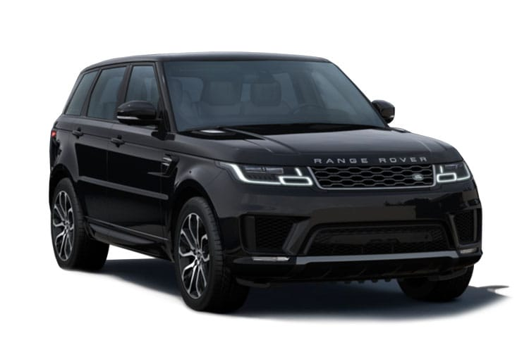 Land Rover Range Rover Sport SUV 3.0 P MHEV 400PS HSE 5Dr Auto [Start Stop] [7Seat] front view