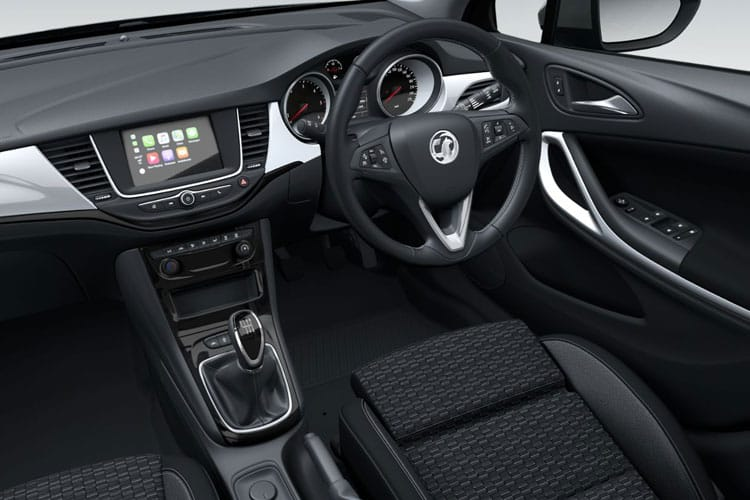 Vauxhall Astra Hatch 5Dr 1.5 Turbo D 122PS Business Edition Nav 5Dr Manual [Start Stop] inside view