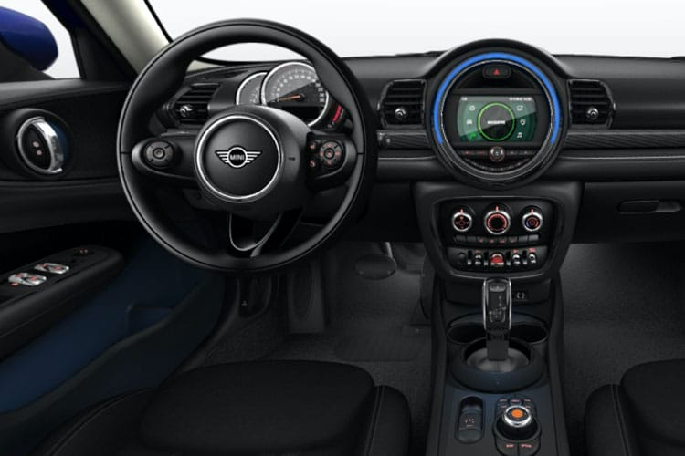MINI Clubman Cooper S 2.0  178PS Sport 6Dr Steptronic [Start Stop] inside view