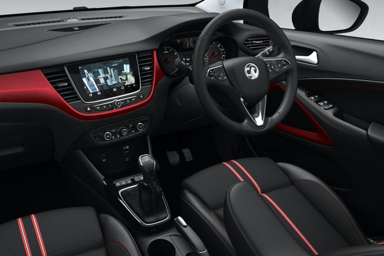 Vauxhall Crossland SUV 1.5 Turbo D 120PS Elite Nav 5Dr Auto [Start Stop] inside view