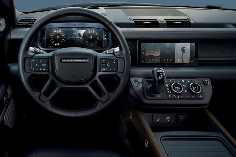 Land Rover Defender 110 SUV 5Dr 2.0 Si4 300PS  5Dr Auto [Start Stop] [5Seat] inside view