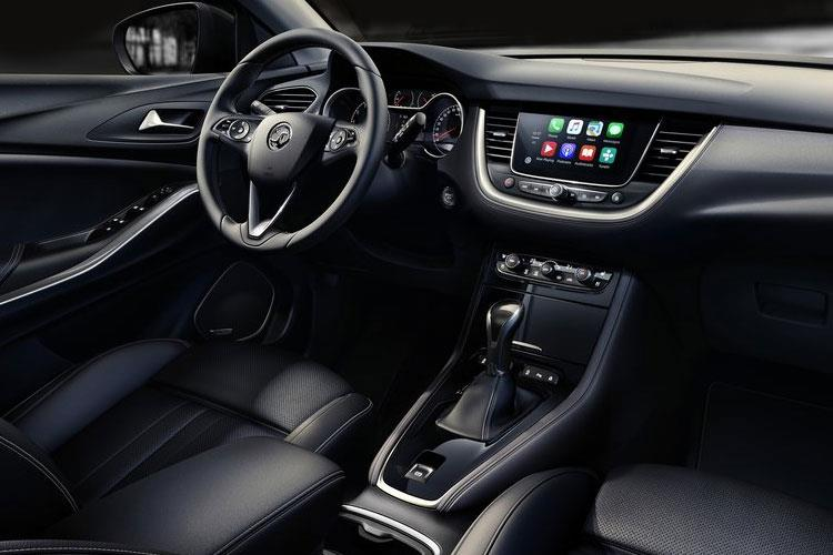 Vauxhall Grandland X SUV 1.5 Turbo D 130PS Ultimate 5Dr Auto [Start Stop] inside view