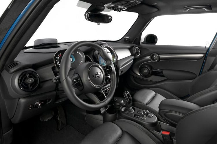 MINI Hatch 3Dr Cooper 1.5  136PS Classic 3Dr Manual [Start Stop] inside view