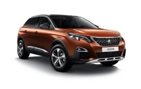 Peugeot 3008 SUV car leasing